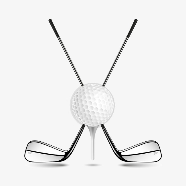 Club clipart ball. Golf and image cue