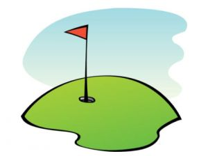 Club clipart mini golf. Best minigolf images