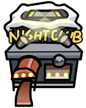 Club clipart night club. Aba xperience clubs