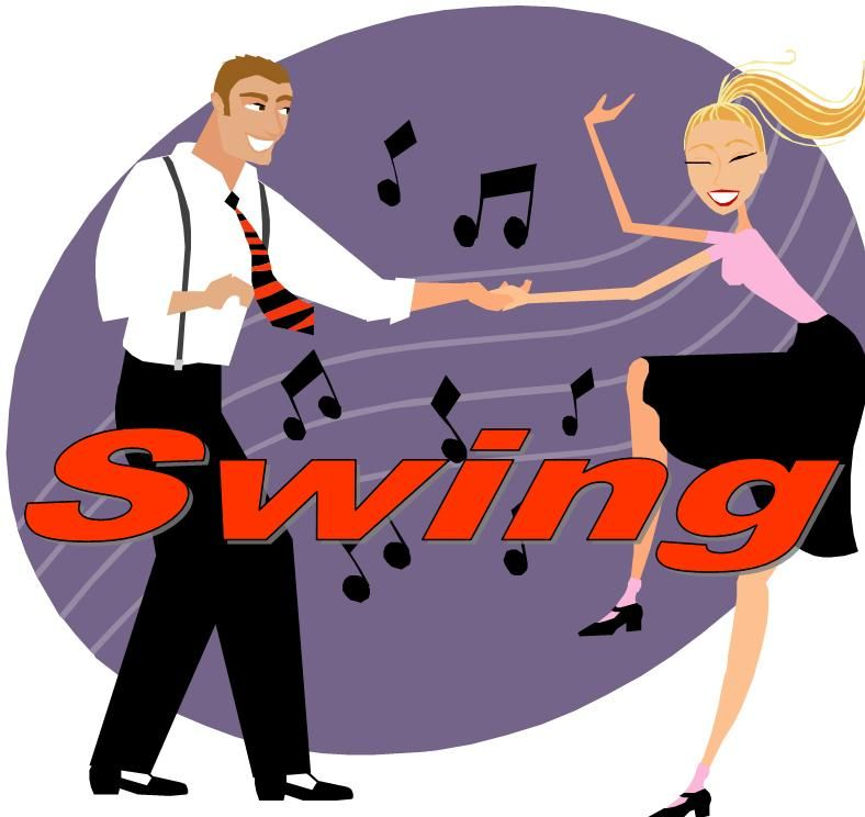 Swing and triple step. Club clipart wedding dancing image library