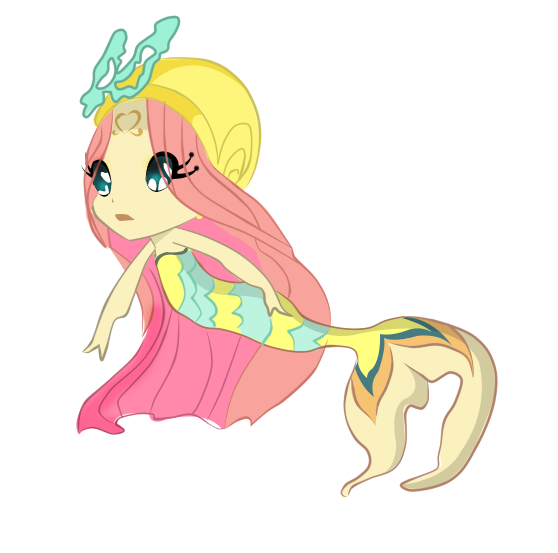 Club drawing little. Winx season mermaid by