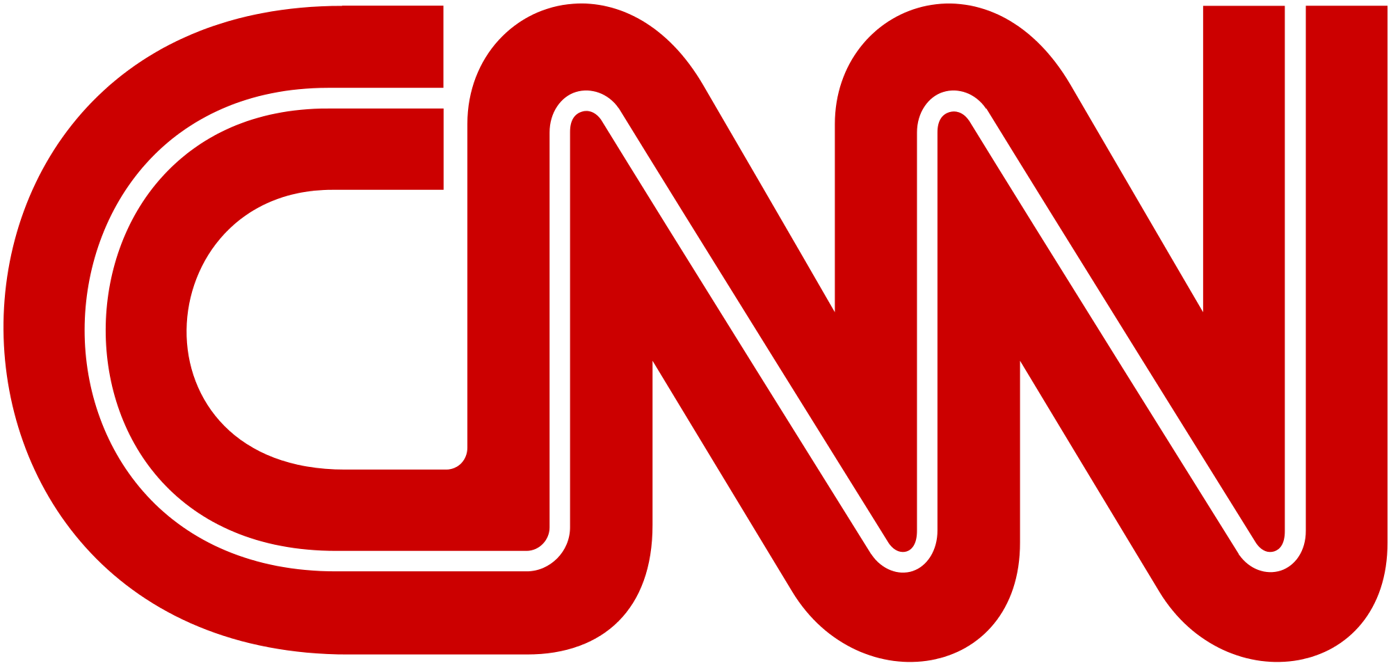 Cnn logo png. Transparent stickpng