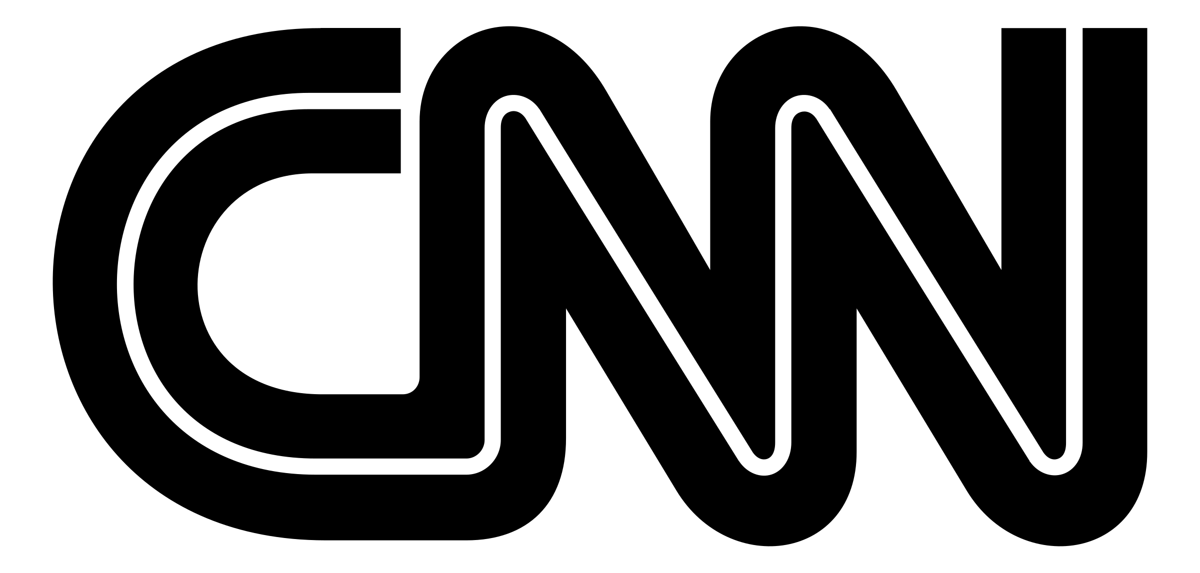Cnn logo png. Transparent svg vector freebie