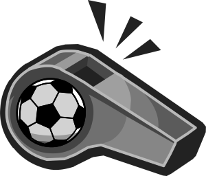Coach clipart ref whistle. Assignr system log in