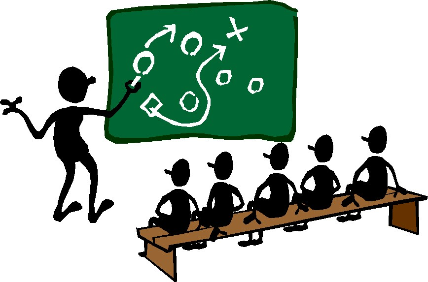 Coach clipart. Football clip art kateleavell