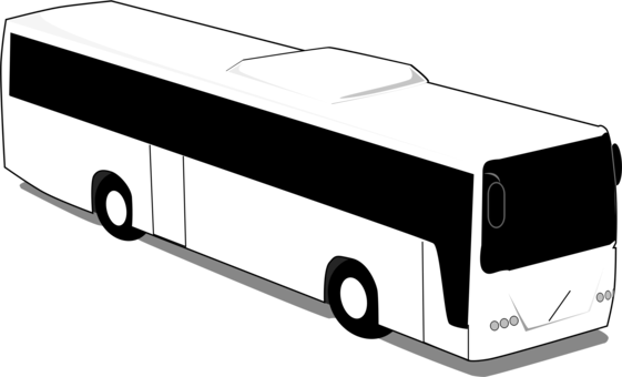 Coach drawing bus. School driver free commercial