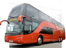 Coach drawing bus volvo. Sleeper wikipedia jumbocruiser ayats