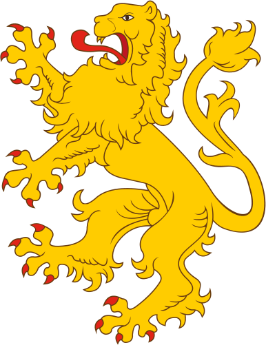 Coat of arms lion png