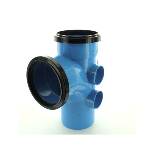 Cobra clip 50mm pipe. Marley dblue accoustic drainage