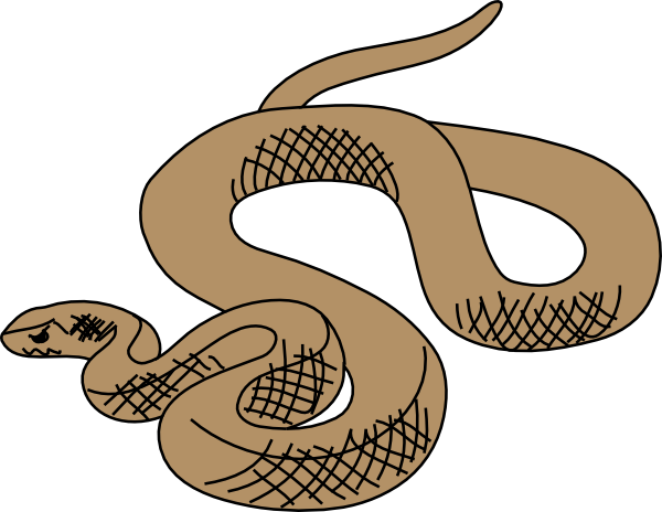 Cobra clipart reptile. Snake at getdrawings com