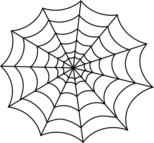 Cobwebs transparent beautiful. Spider web clip art