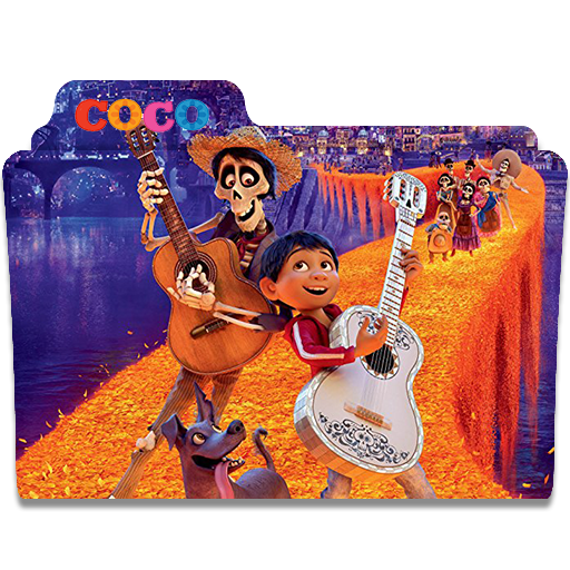 Coco 2017 png. By hassanalmokadem on deviantart