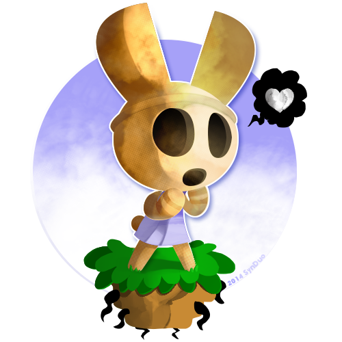 Coco animals png. Animal crossing by synduo