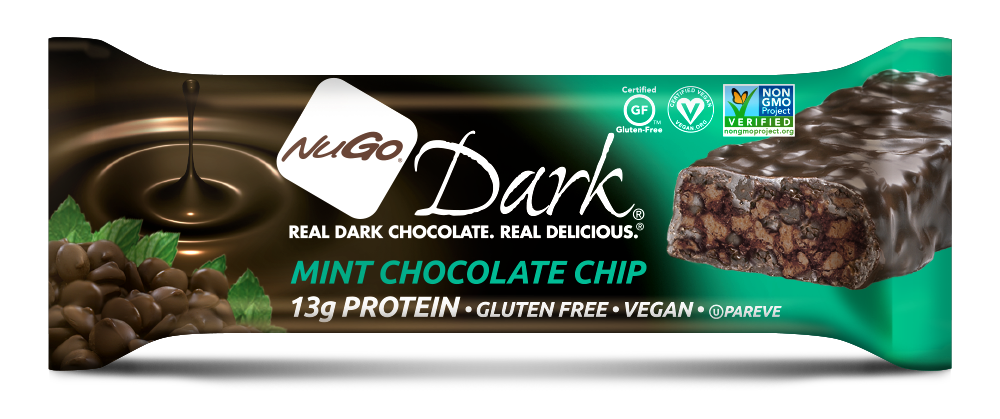 Melting vector chocolate syrup. Nutrition bars protein bar