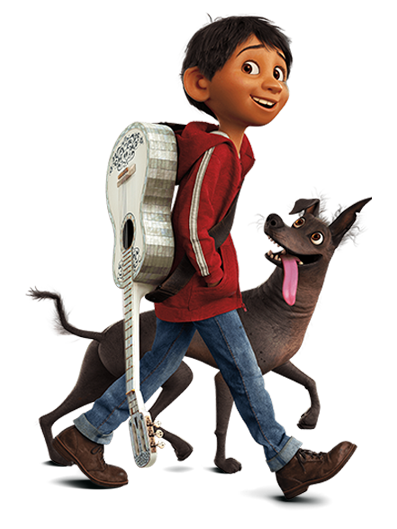 coco disney dog png