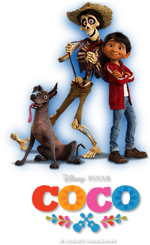 Coco cartoon png. Herdez hollywood movie money