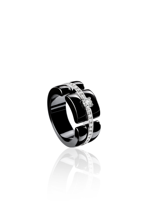 Coco chanel bling png. Bague ultra en or