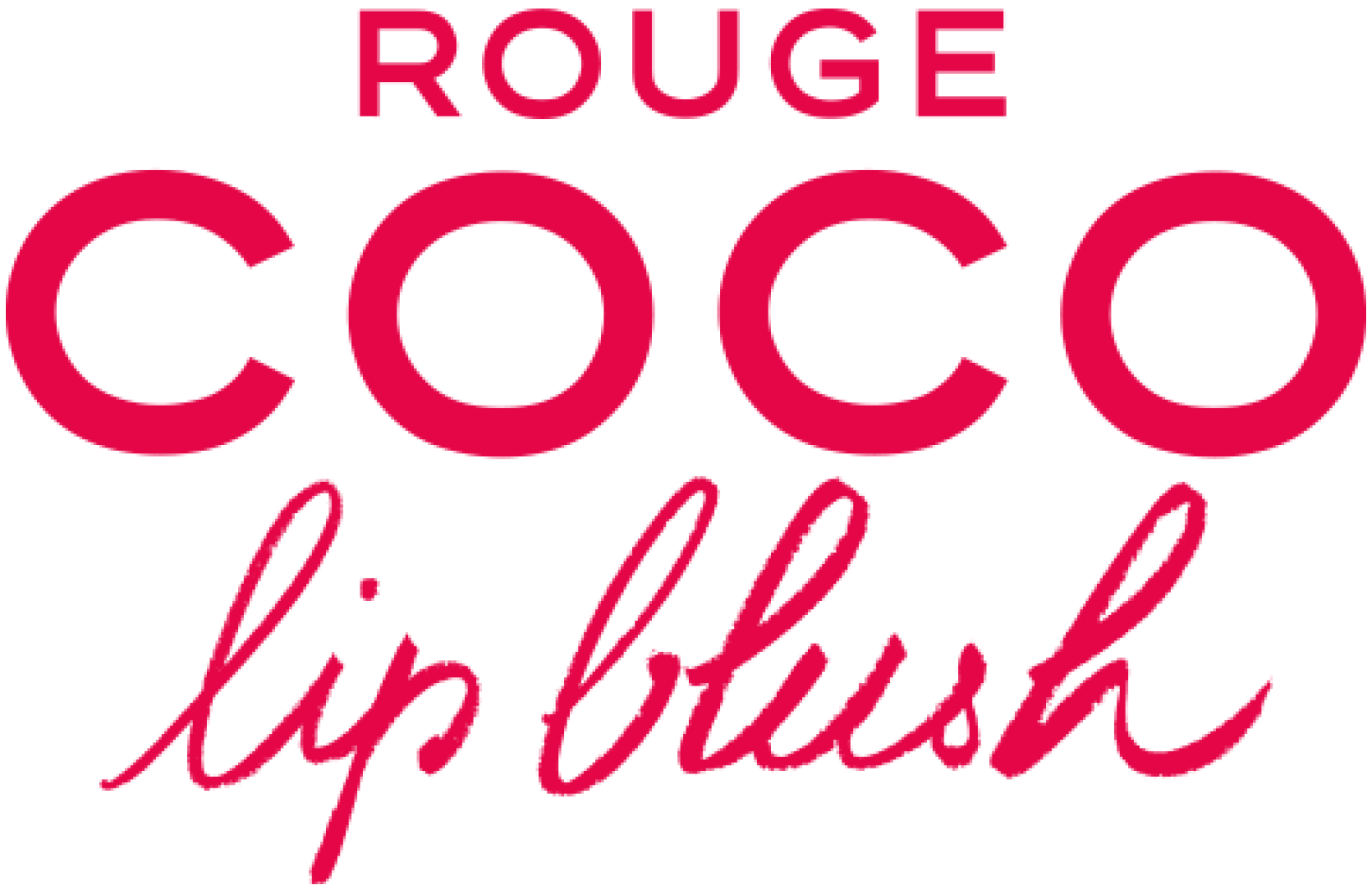Coco chanel logo png. Rouge lip blush official