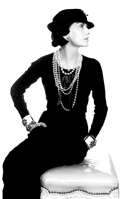 Coco chanel png.