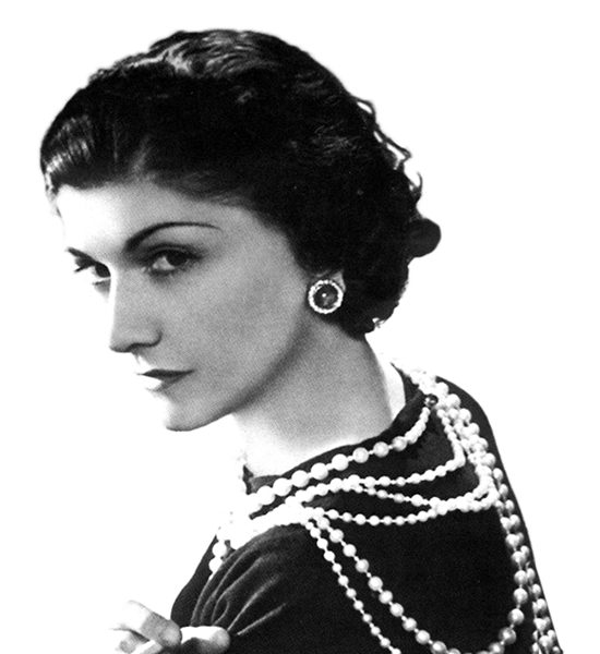Coco chanel png. Tina mueller on twitter
