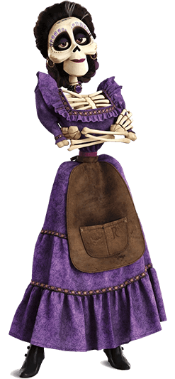 Coco characthers png. Characters tv tropes deceased