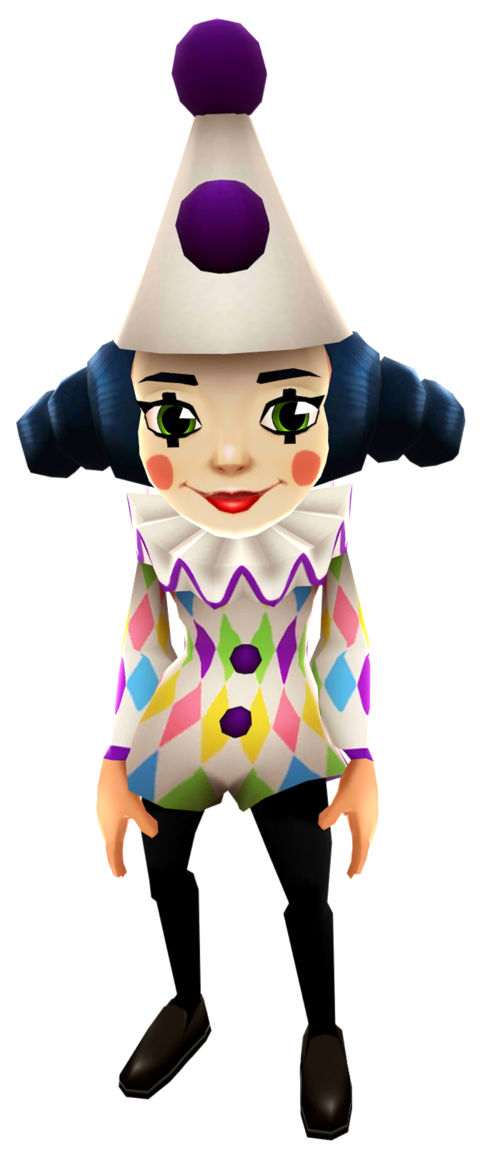 Coco characthers png. Subway surfers characters
