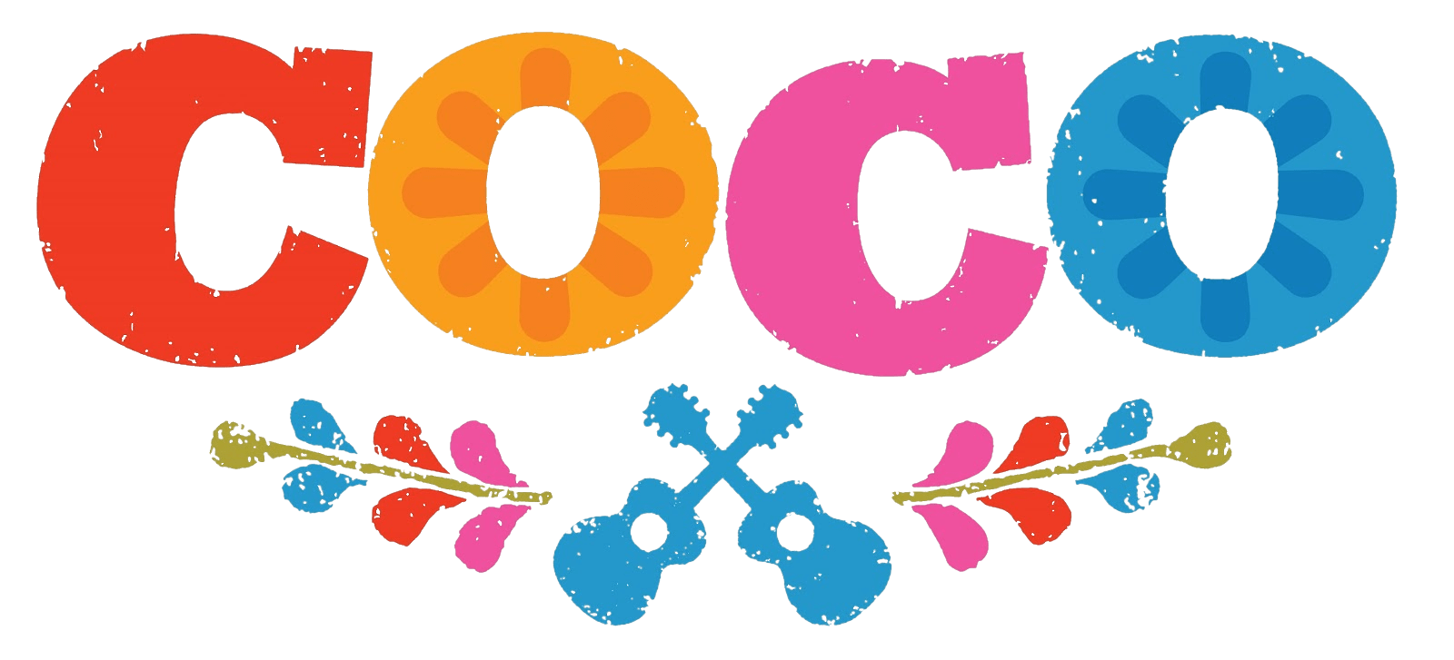 Coco clipart png. Logo transparent stickpng