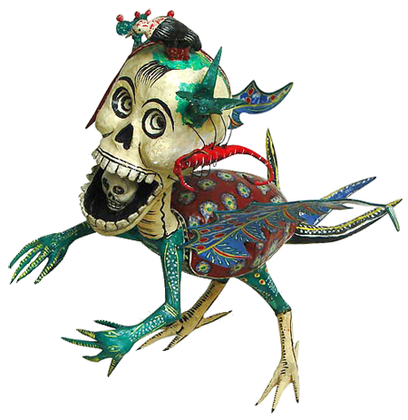 Coco drawing alebrijes. History of your project