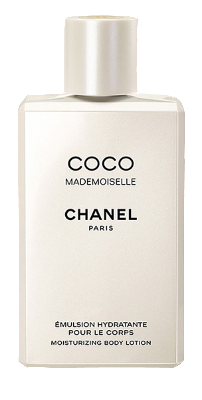 Coco mademoiselle png. Chanel moisturising body lotion