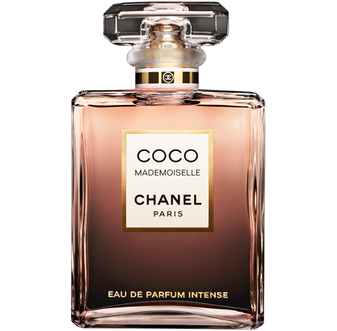 Coco mademoiselle png. Intense fragrance chanel