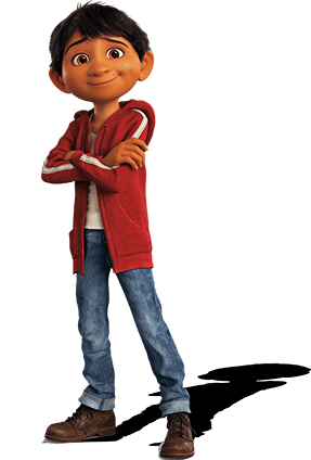 Coco miguel png. Characters tv tropes protagonists