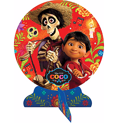 Coco movie b aby png. Table centerpiece ct party