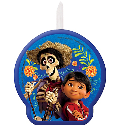 Coco movie b aby png. Birthday candle party supplies