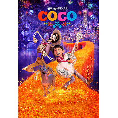Coco movie png. Official website disney movies