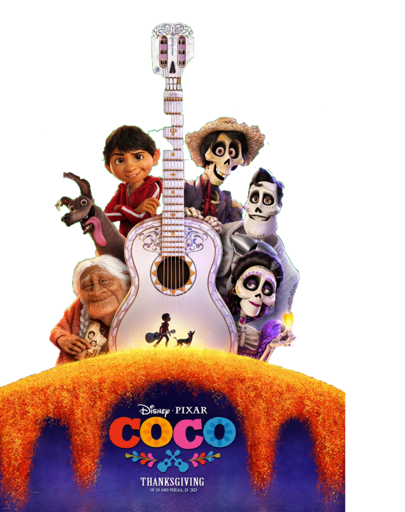 Coco png. Images in collection page