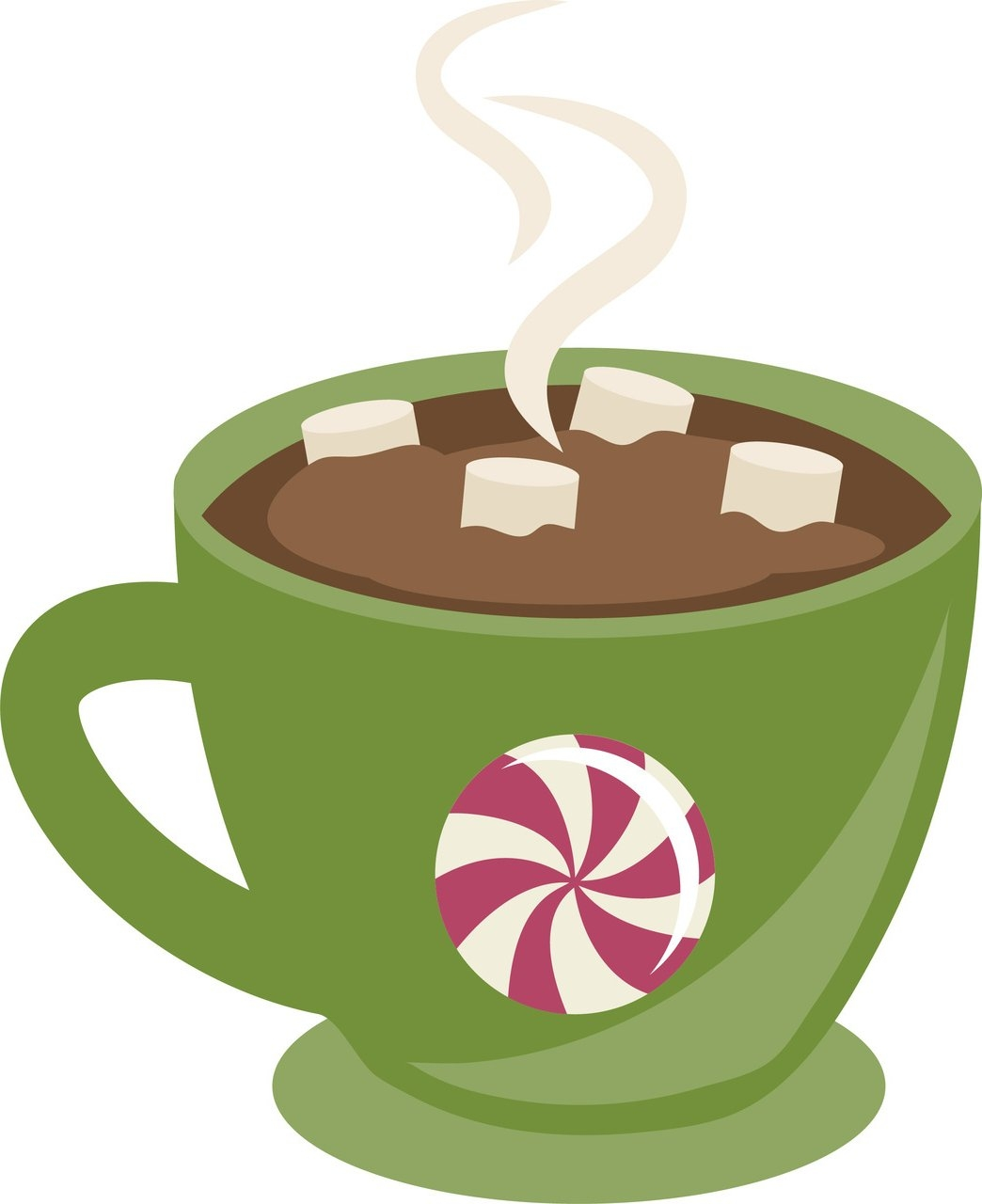 Cocoa clipart. Awesome hot design digital