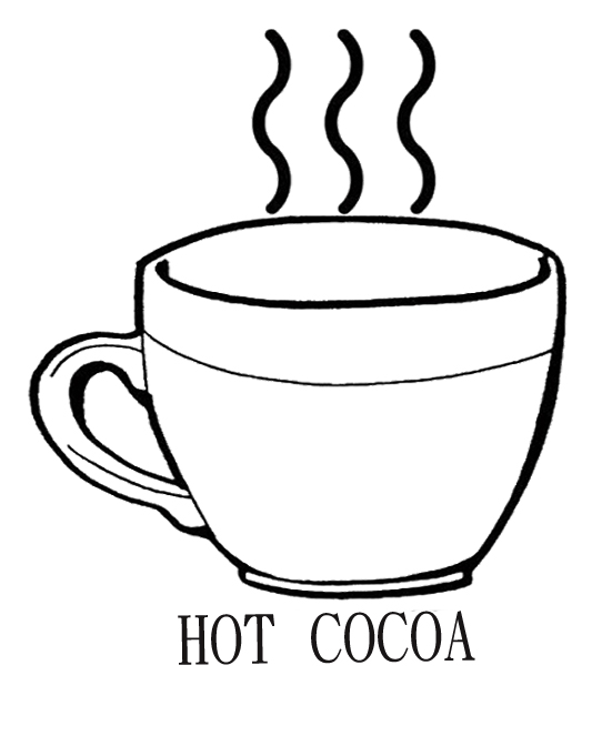 Cocoa Drawing Transparent Clipart Free Download