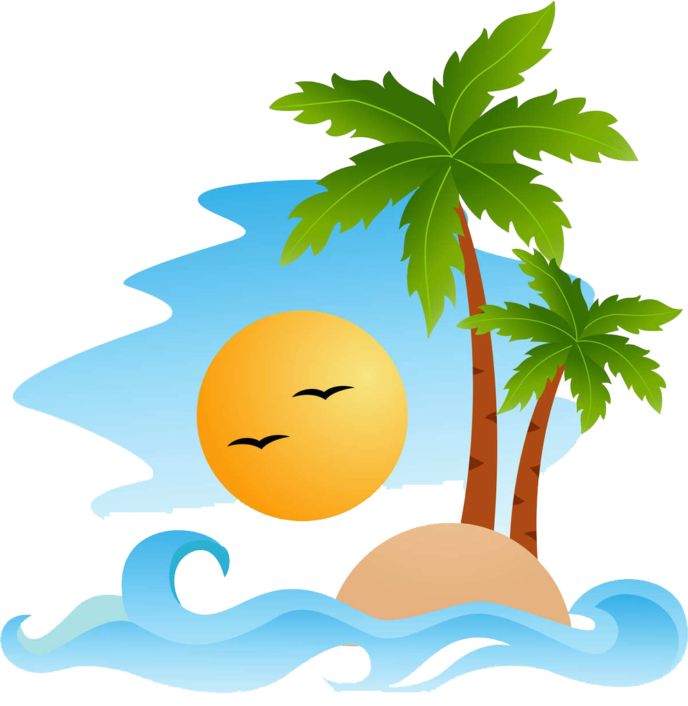 Coconut clipart coconut bunch. Plants tree free on