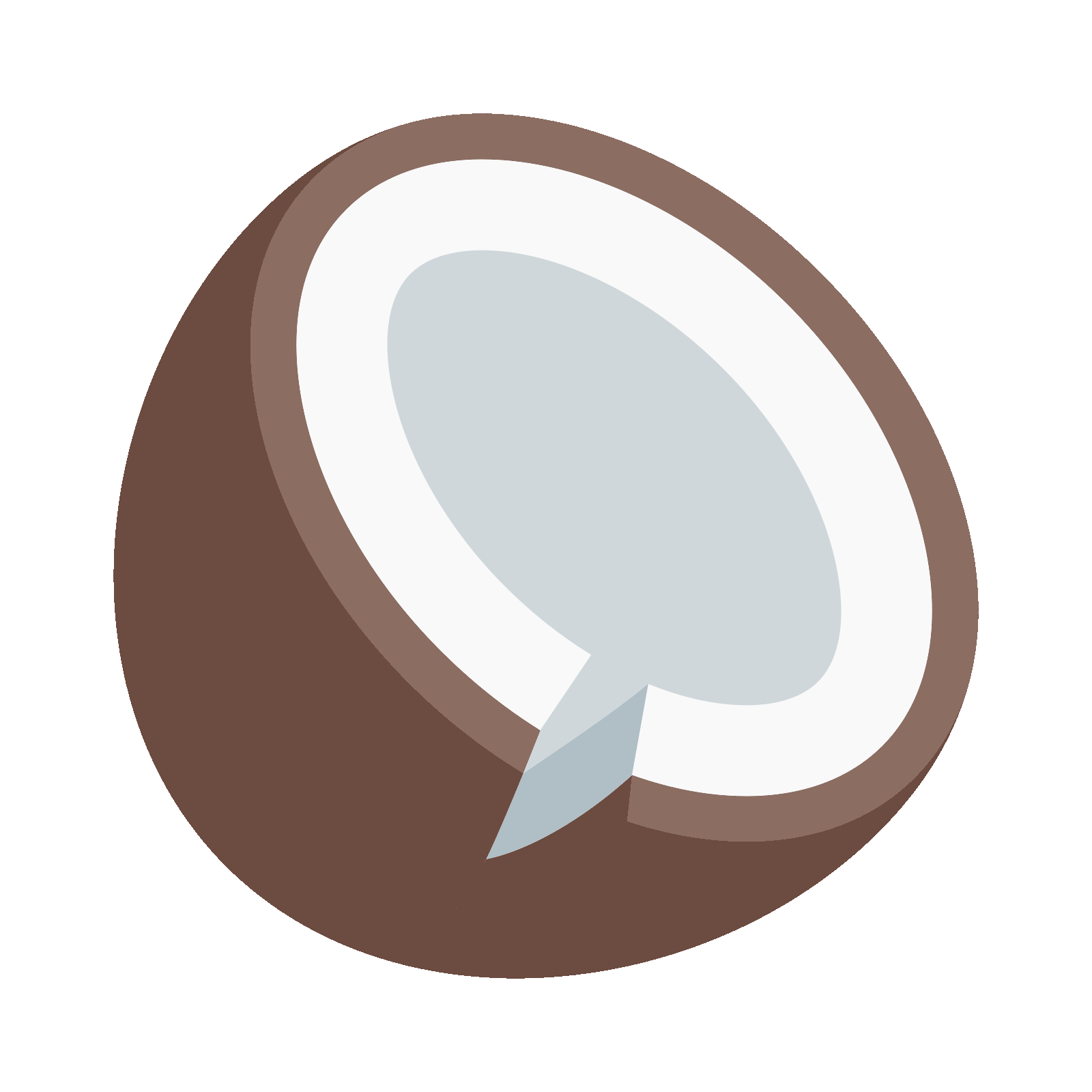 Coconut icon free download. Coco png banner stock