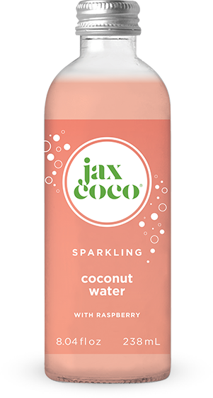Coconut water png. Jax coco is pure