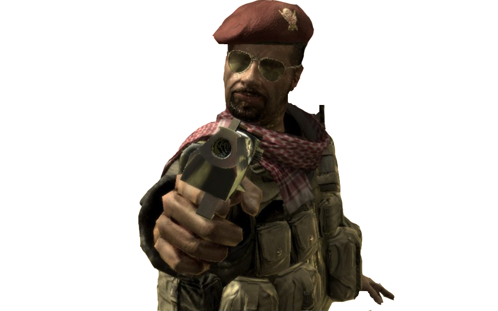 Cod 4 character png. Steam community guide how