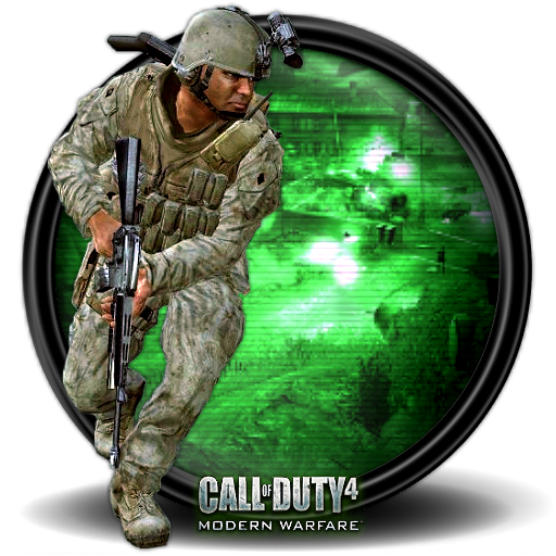 Cod 4 png. Call of duty mw
