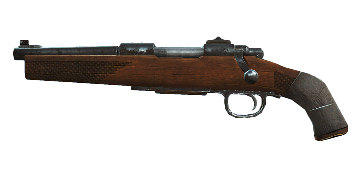 Weapon clip full. Hunting rifle fallout wiki