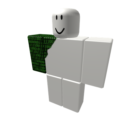 Code transparent binary. Back on sale roblox