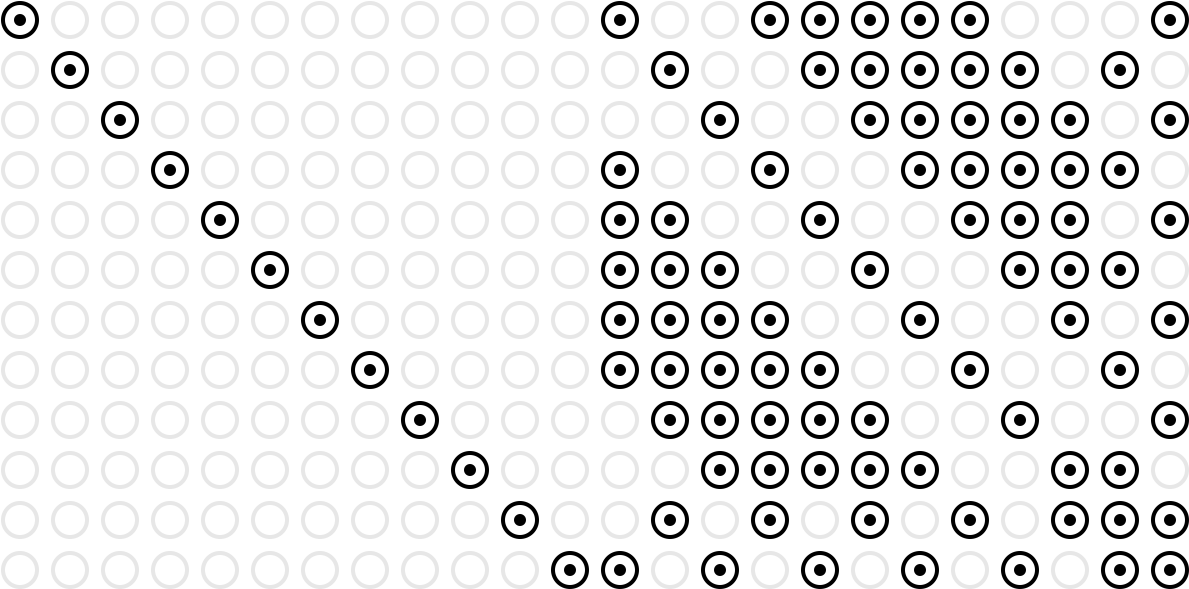Code transparent binary. Download hd golay png