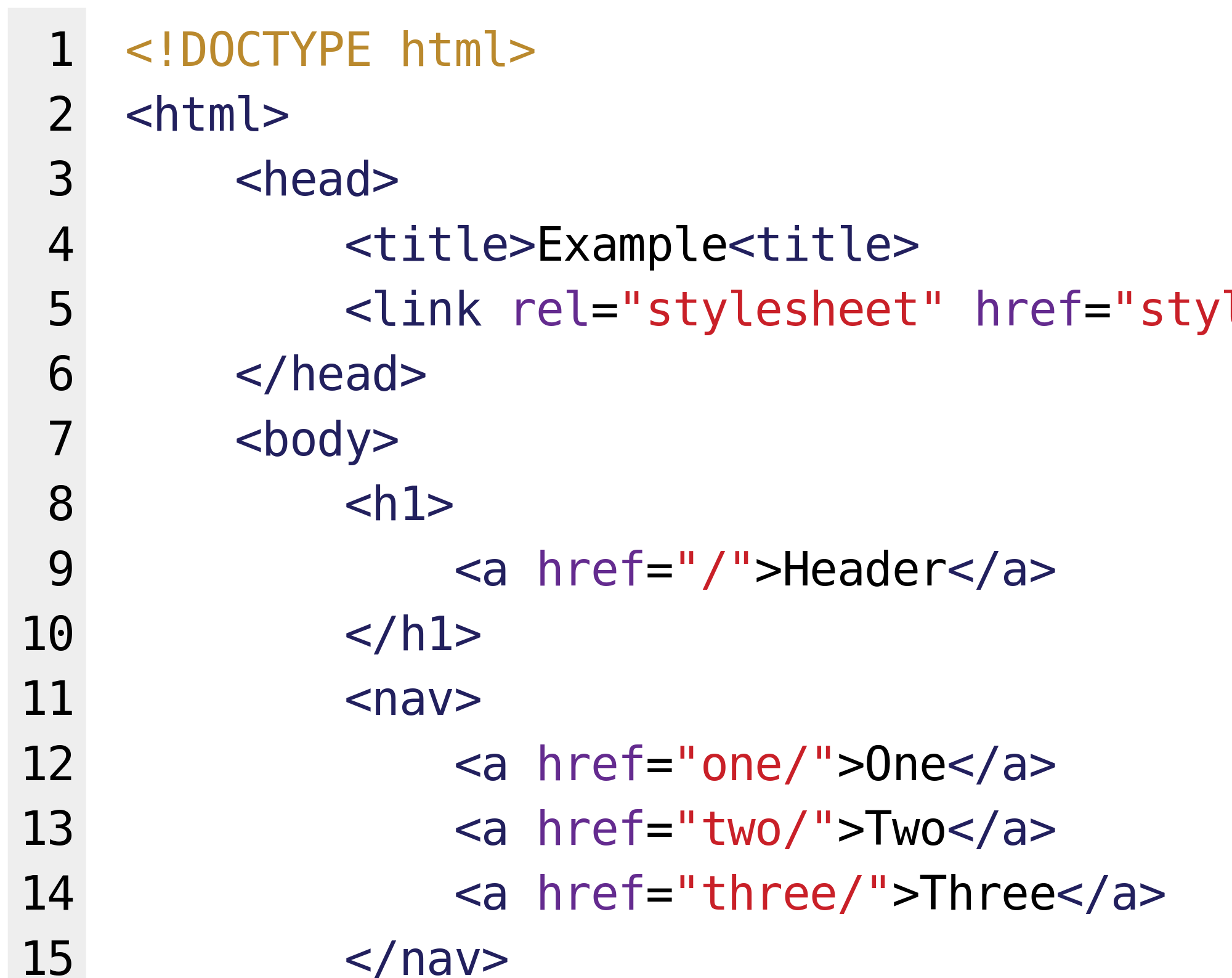 Link svg html. File source code example
