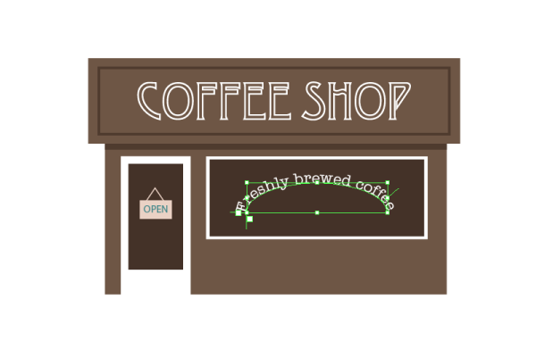 Coffe drawing easy. How to create an