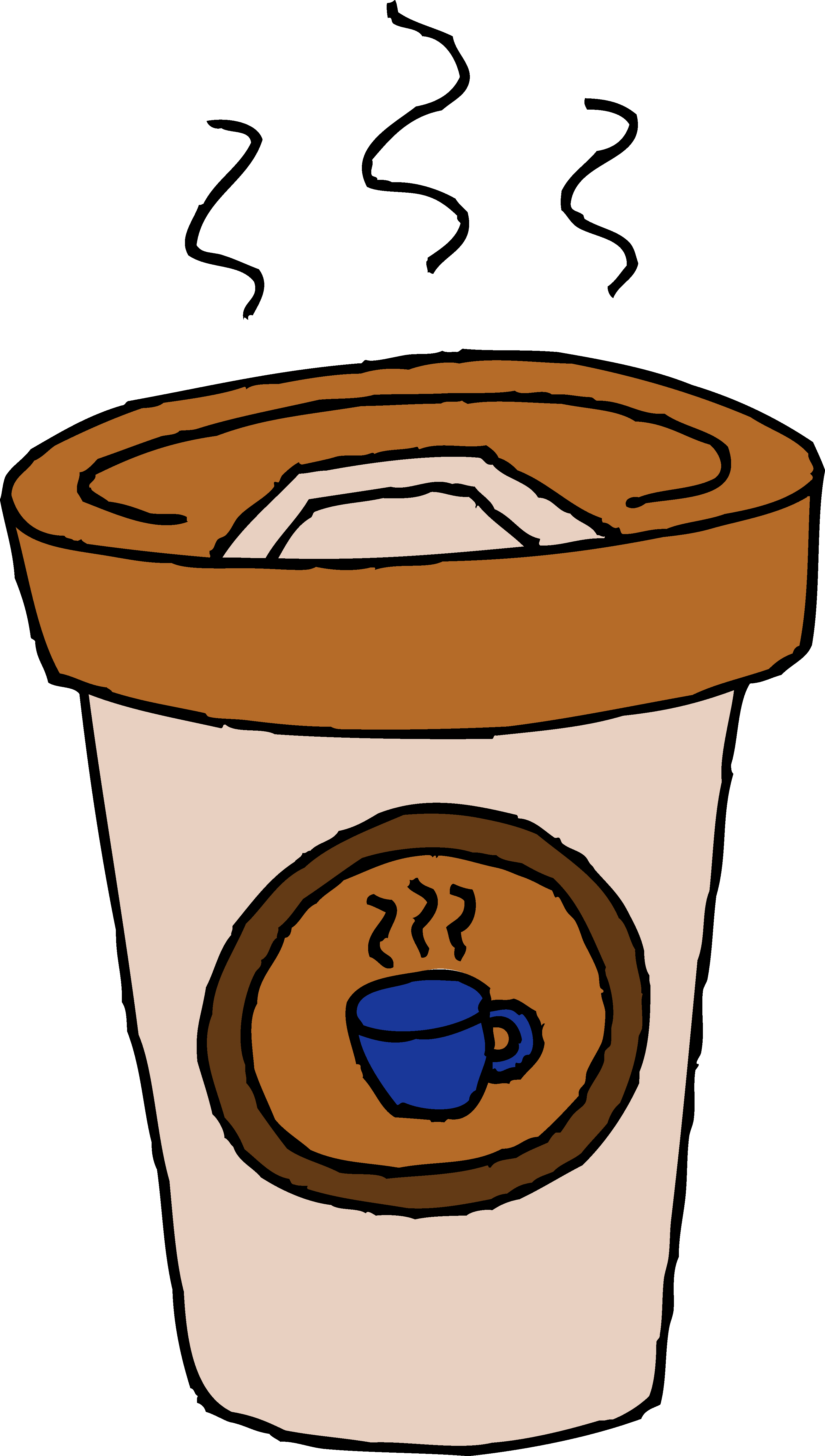 Coffee cup clipart cartoon. Cups are typically made