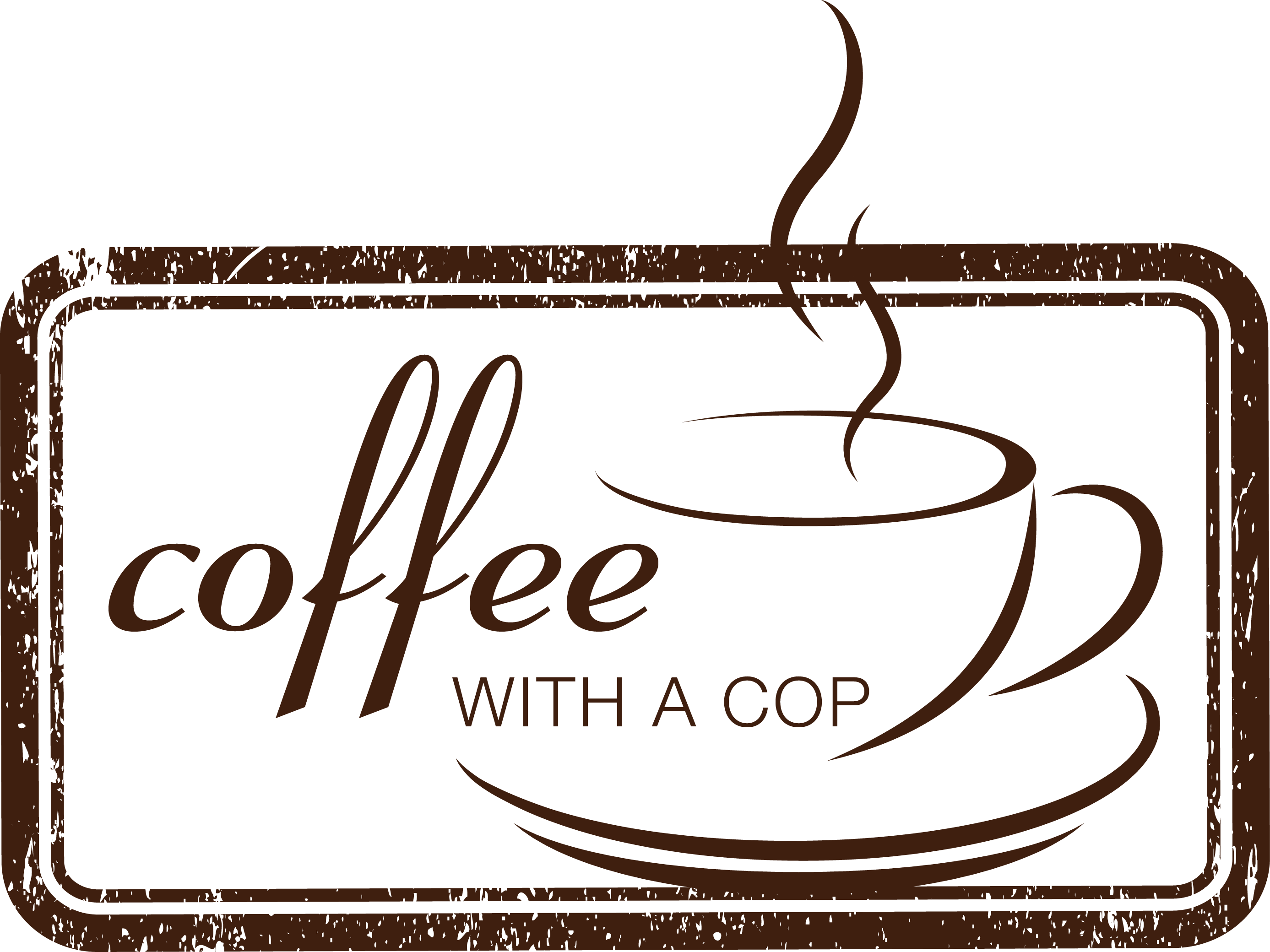Coffee clip station. With a cop maryborough