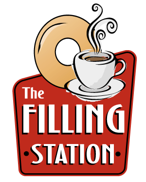 Coffee clip station. Grab at the filling